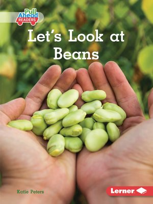 cover image of Let's Look at Beans