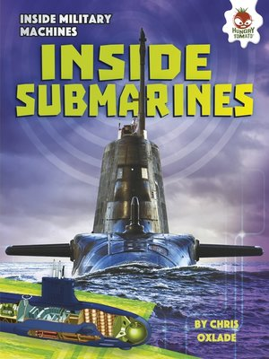 cover image of Inside Submarines