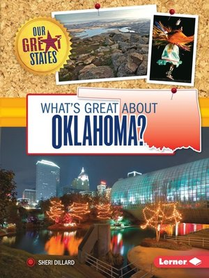 cover image of What's Great about Oklahoma?
