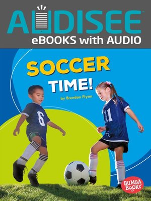 cover image of Soccer Time!