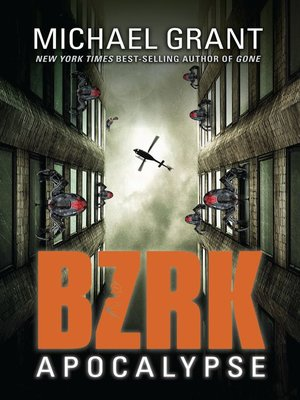 cover image of BZRK Apocalypse