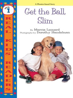 cover image of Get the Ball, Slim
