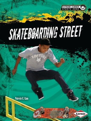 cover image of Skateboarding Street