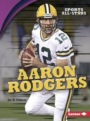 cover image of Aaron Rodgers
