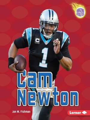 cover image of Cam Newton