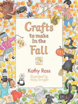 cover image of Crafts to Make in the Fall