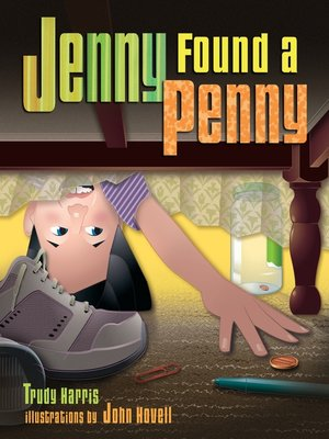 cover image of Jenny Found a Penny