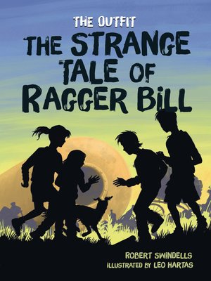 cover image of The Strange Tale of Ragger Bill