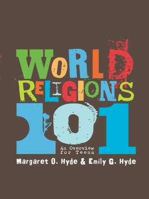 cover image of World Religions 101