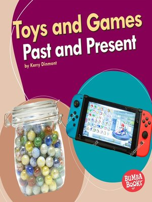cover image of Toys and Games Past and Present