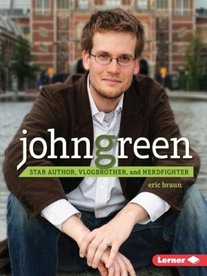 cover image of John Green