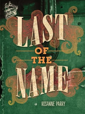 cover image of Last of the Name