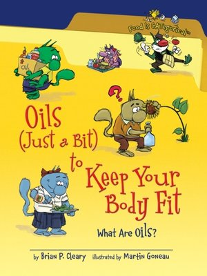 cover image of Oils (Just a Bit) to Keep Your Body Fit