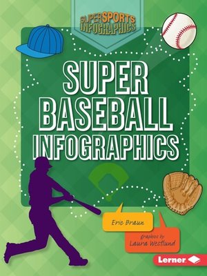 cover image of Super Baseball Infographics