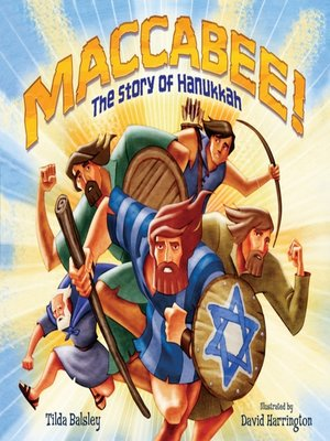 cover image of Maccabee!