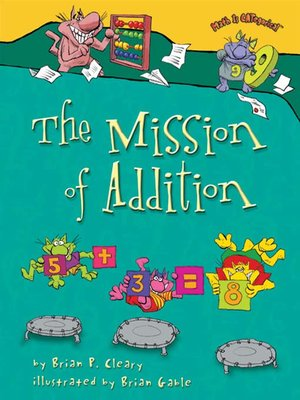cover image of The Mission of Addition
