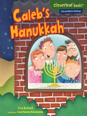 cover image of Caleb's Hanukkah