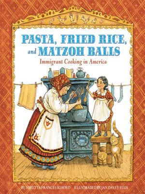 cover image of Pasta, Fried Rice, and Matzoh Balls