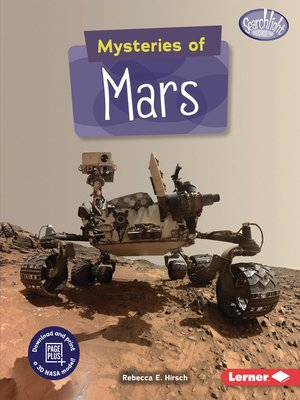 cover image of Mysteries of Mars
