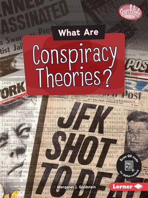 cover image of What Are Conspiracy Theories?