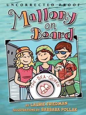 cover image of Mallory on Board