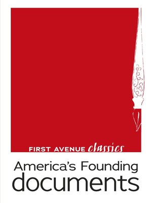 cover image of America's Founding Documents