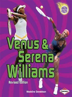 cover image of Venus & Serena Willliams (Revised Edition)