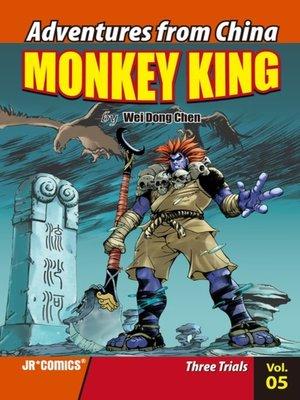 cover image of Monkey King, Volume 5