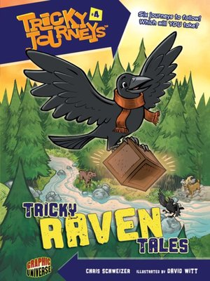cover image of #04 Tricky Raven Tales