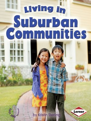 cover image of Living in Suburban Communities