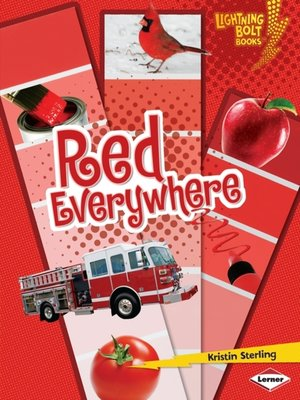 cover image of Red Everywhere