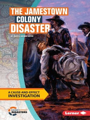 cover image of The Jamestown Colony Disaster