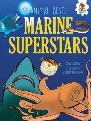 cover image of Marine Superstars