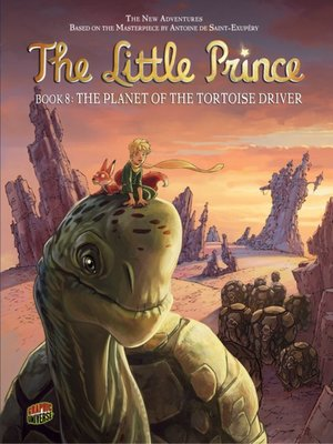 cover image of The Planet of the Tortoise Driver