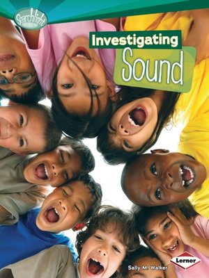 cover image of Investigating Sound