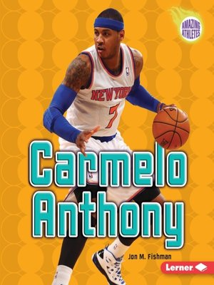 cover image of Carmelo Anthony