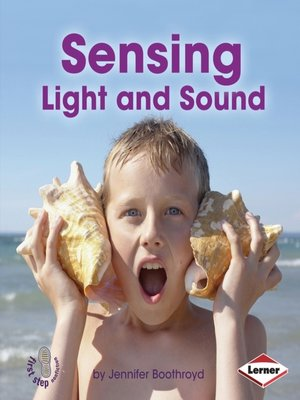 cover image of Sensing Light and Sound