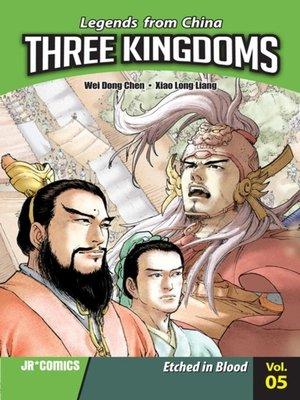cover image of Three Kingdoms, Volume 5