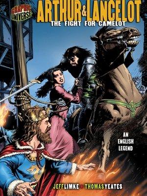cover image of Arthur & Lancelot