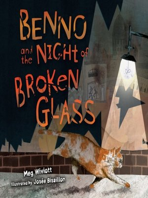 cover image of Benno and the Night of Broken Glass