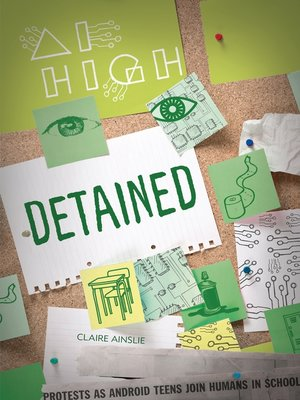 cover image of Detained