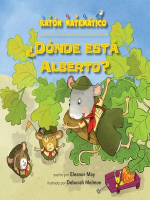 cover image of ¿Dónde está Alberto? (Where's Albert?)
