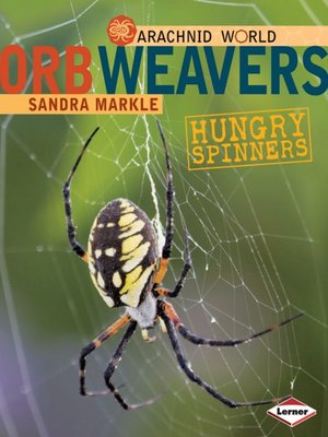 cover image of Orb Weavers