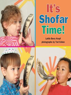 cover image of It's Shofar Time!