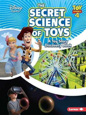 cover image of The Secret Science of Toys