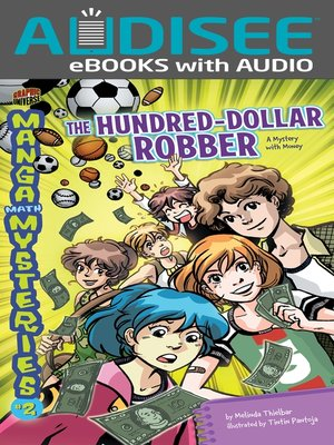 cover image of The Hundred-Dollar Robber