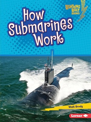 cover image of How Submarines Work