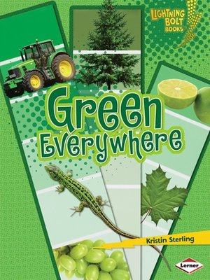 cover image of Green Everywhere