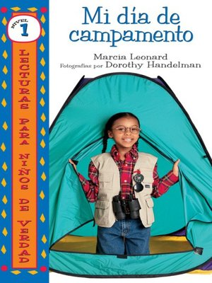 cover image of Mi día de campamento (My Camp-Out)