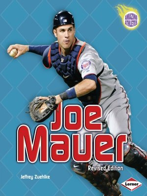 cover image of Joe Mauer